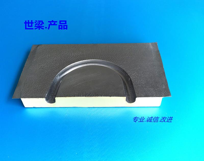 干式地楞型De16地暖模块(单弯)